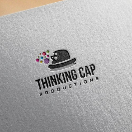 Logo Thinking Cap Productions