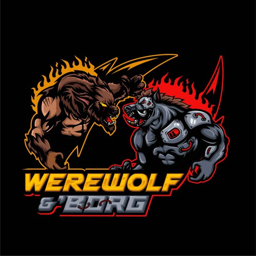 WEREWOLD and BORG