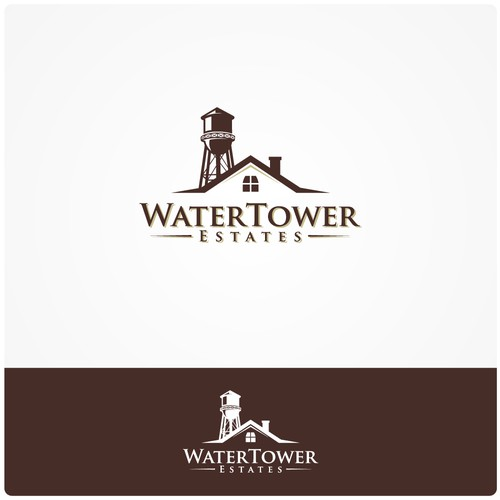 WaterTower Logo Winning Concept