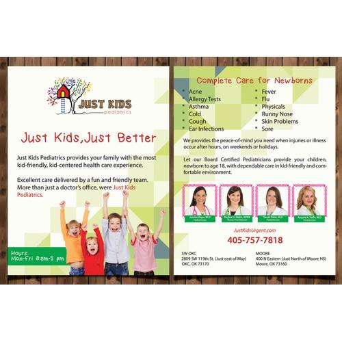 JKP Brochure/Flyer