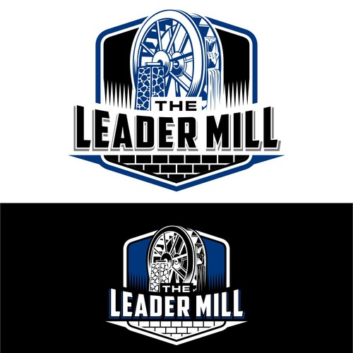 The Leader Mill logo