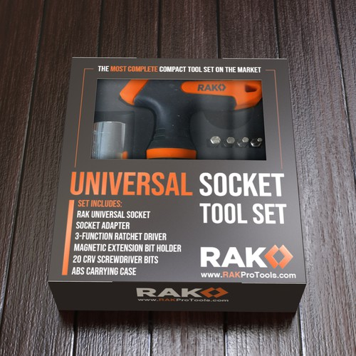 RAK Socket Tool Set