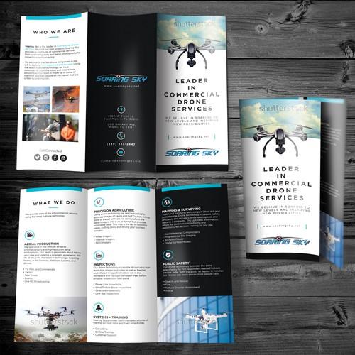 Drone brochure