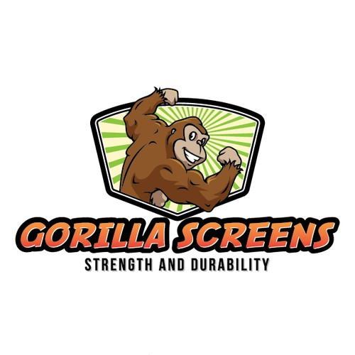 Gorilla Screens.