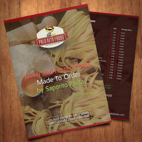 Palo Alto Foods - Brochure