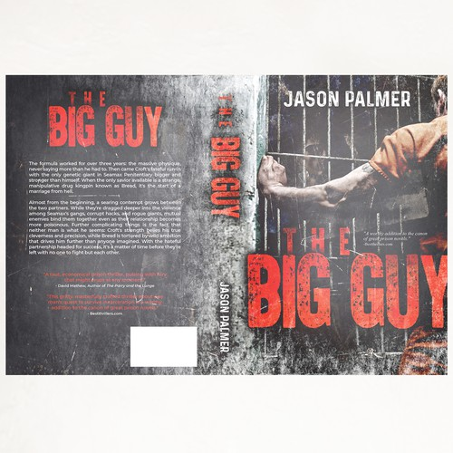 Book cover for The Big Guy
