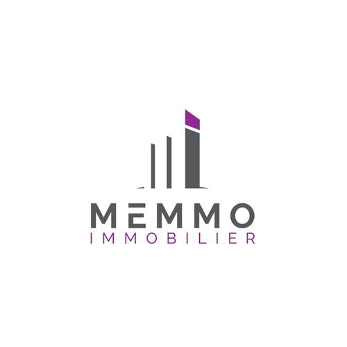 Logo for Memmo Immobilier