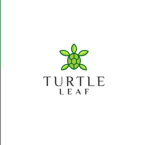 TurtleLeaf logo