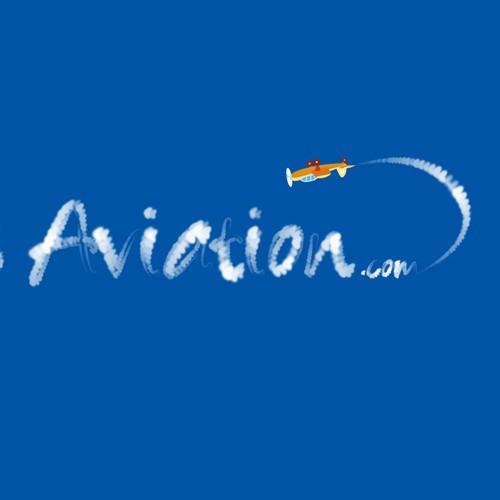 New Logo for Aviation Company