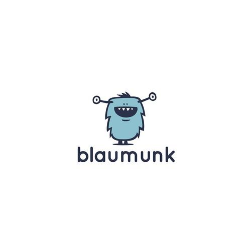 Logo for blaumunk