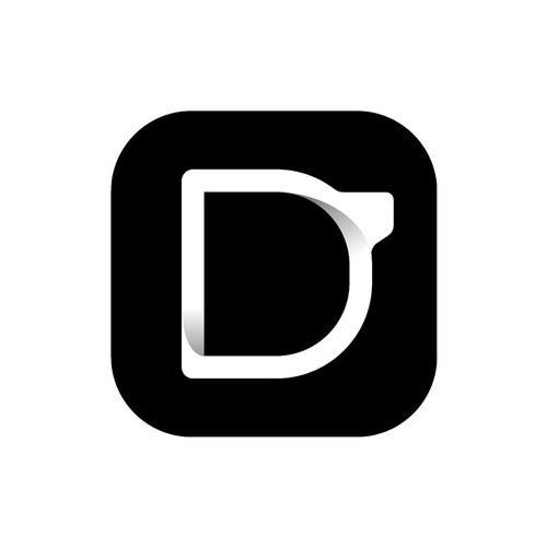 Icon for eyewear brand – Desiree
