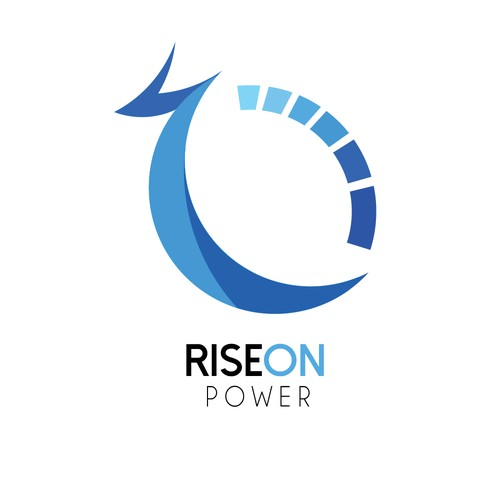 Logo Concept for RiseOn Power