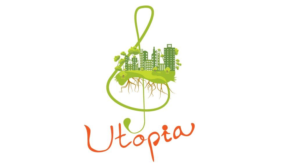 Logo for an inspirational urban community