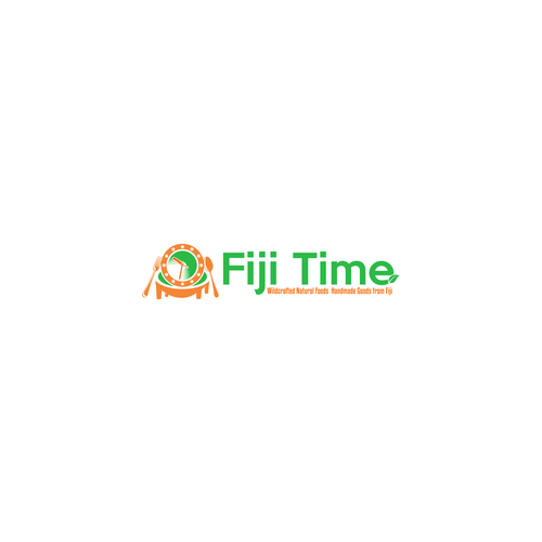 fiji time logo