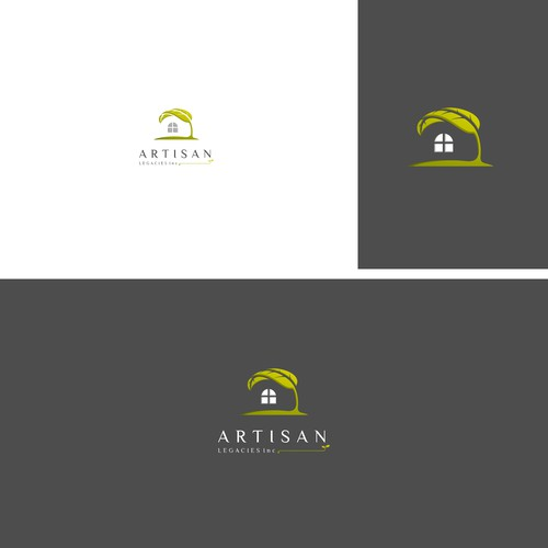 Artisan Legacies, Inc. logo concept