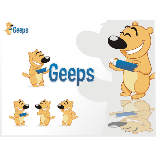 Geeps needs a new logo