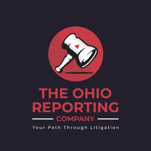 Logo for The Ohio Reporting