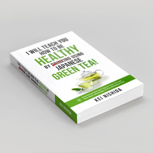 Book cover concept for a health book