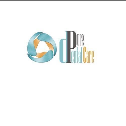 Logo For Dental Care named PURE