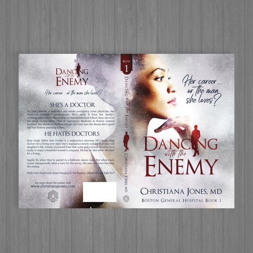 Dancing with the Enemy by Christiana Jones, MD
