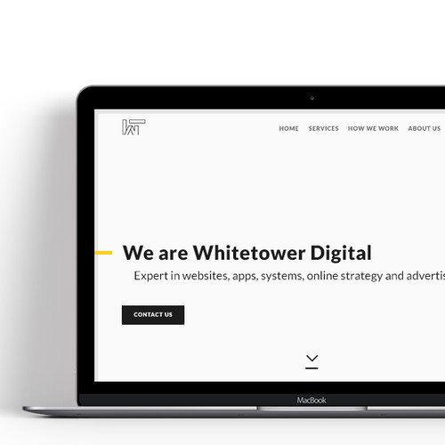 Whitetower New Website-Design