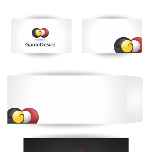 New logo for GameDesire.com