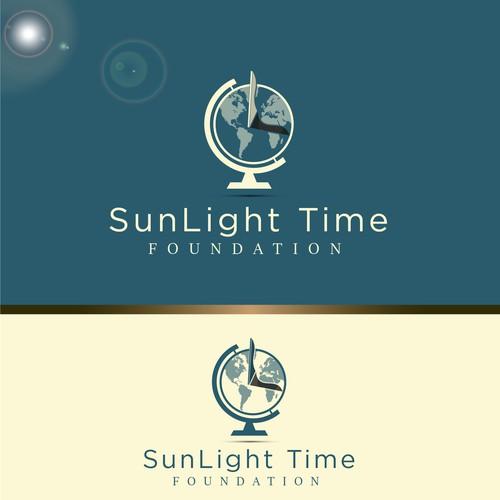 Logo for SunLight Time Foundation