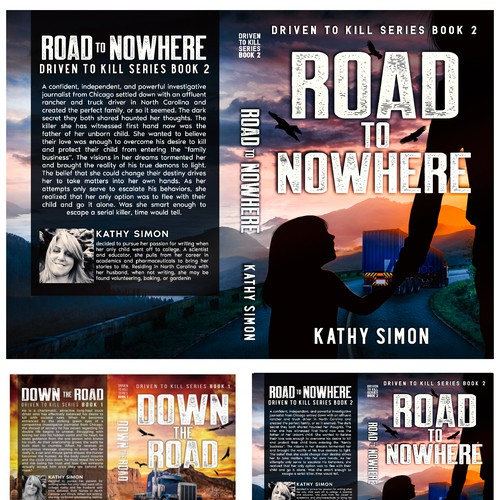 Cover for book 2 @