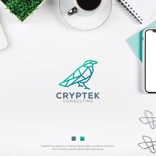 Cryptek Consulting Logo