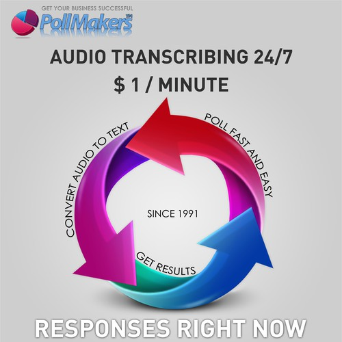 One-Page PDF for Audio Transcription
