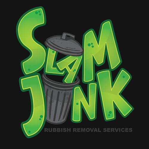 Slam Junk Logo