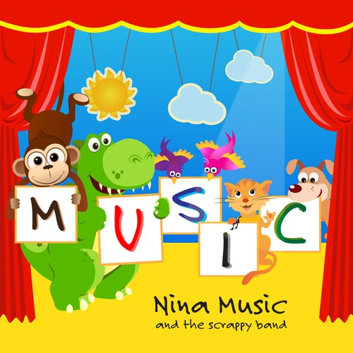New art or illustration wanted for Nina Music