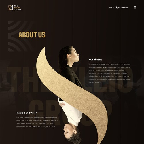 about us page for Kleio group