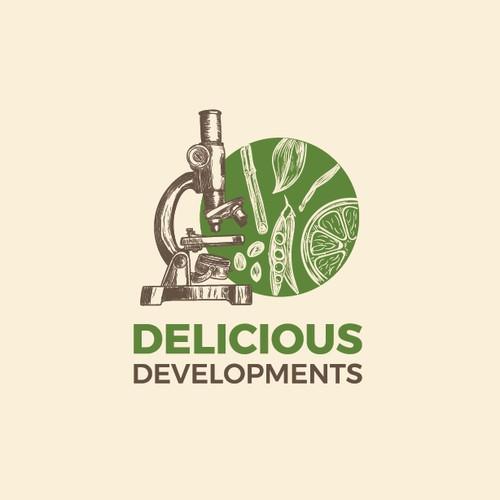 Logo for Delicious Developments