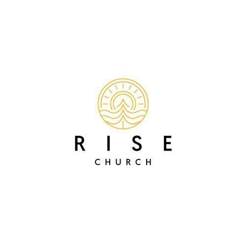 Rise Church logo