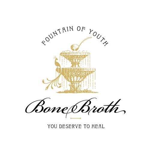 Elegant logo for new market product