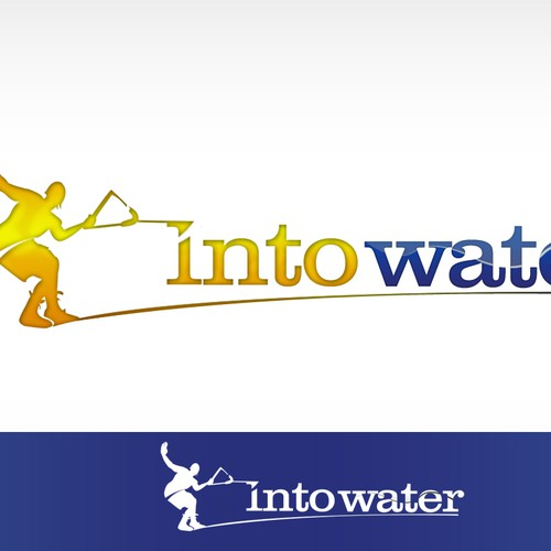 Help Into water with a new logo