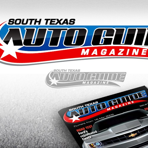 South Texas Auto Guide Magazine needs a new logo