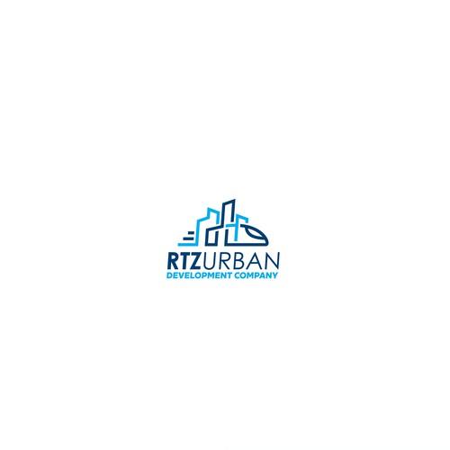 Logo concept for development company
