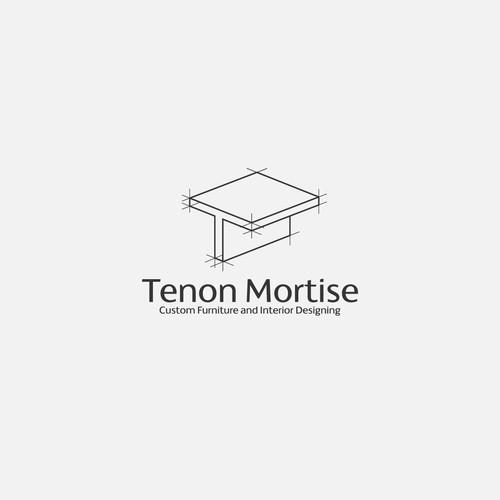 logo concept for Tenon Mortise