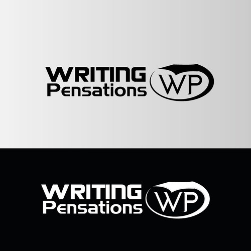 Help Writing Pensations with a new logo