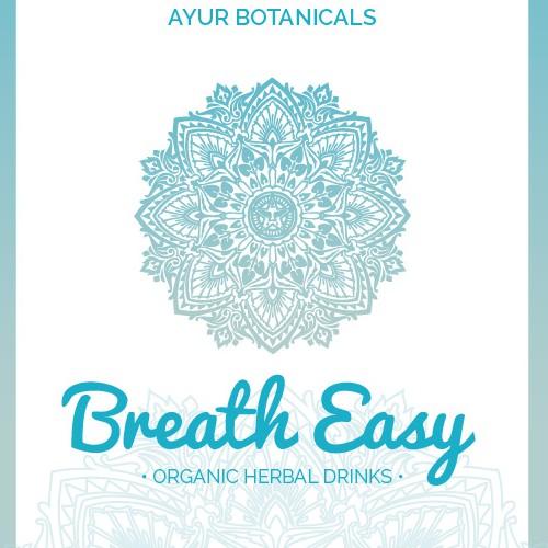 Herbal Drinks Sticker