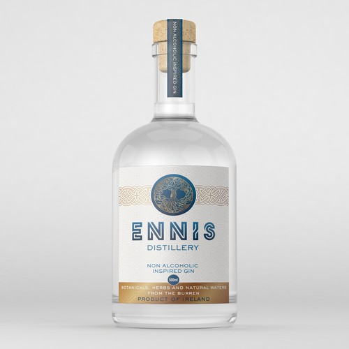 Label Design for Ennis