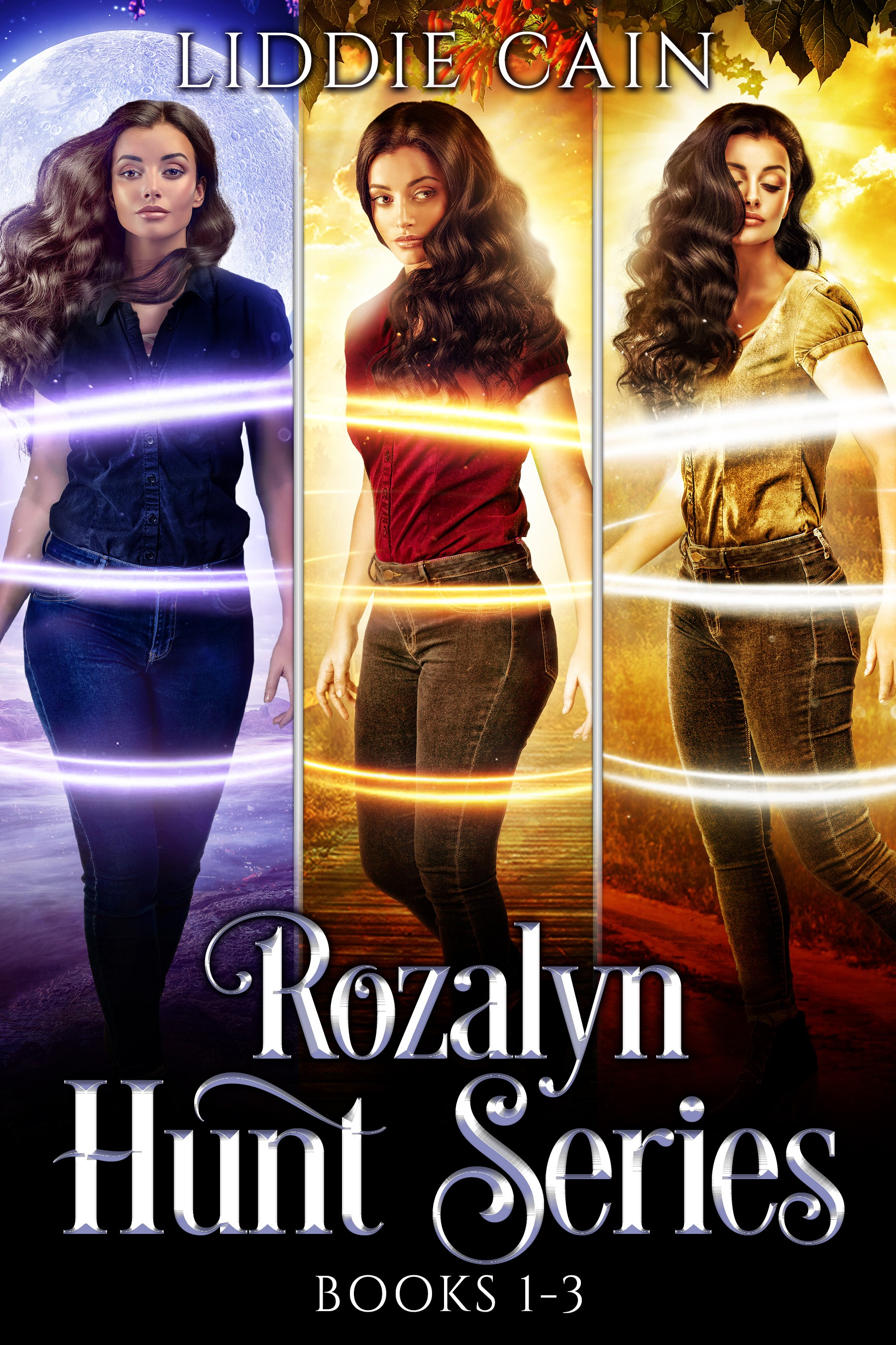 Box set for the Rozalyn Hunt Series
