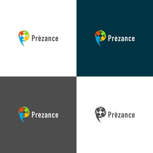 Logo concept for Prezance