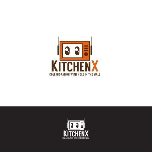 Logo design for KitchenX