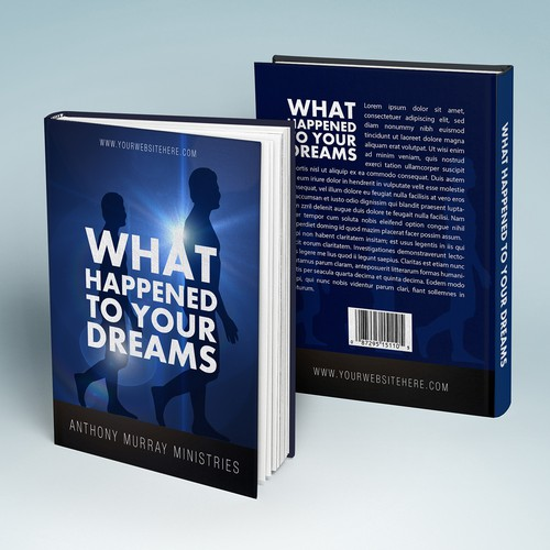 Cover Book about our dreams