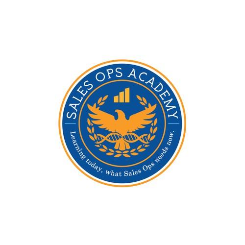 Seal style logo for SOA