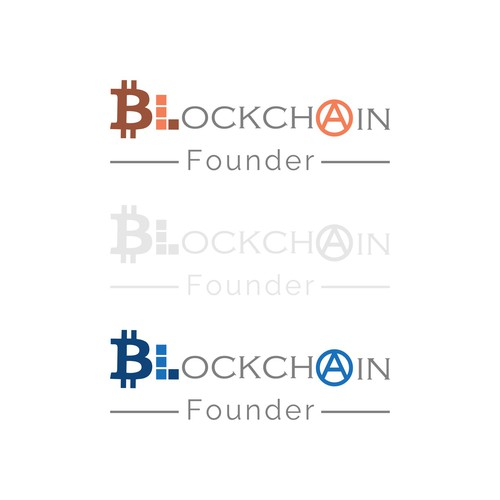 blockchain and bitcoin courses - suggest your logo