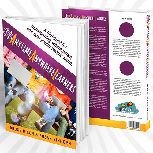 Book cover about education through technology